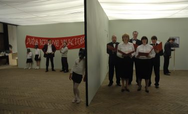 Perestroika Songspiel /2008/