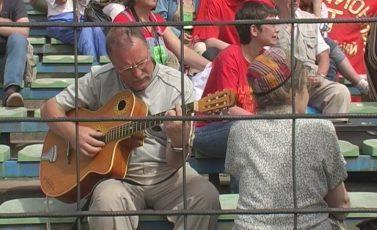 Матч протеста. Cтадион имени Кирова (2006)