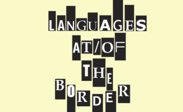 #11- 35 Language at/of the border