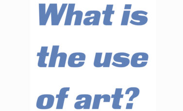 #1- 25: What is the use of art?