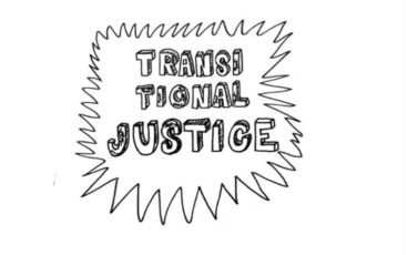 #special issue: Transitional Justice